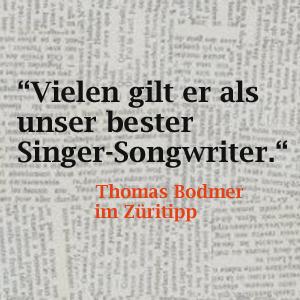 Zeitung Bodmer